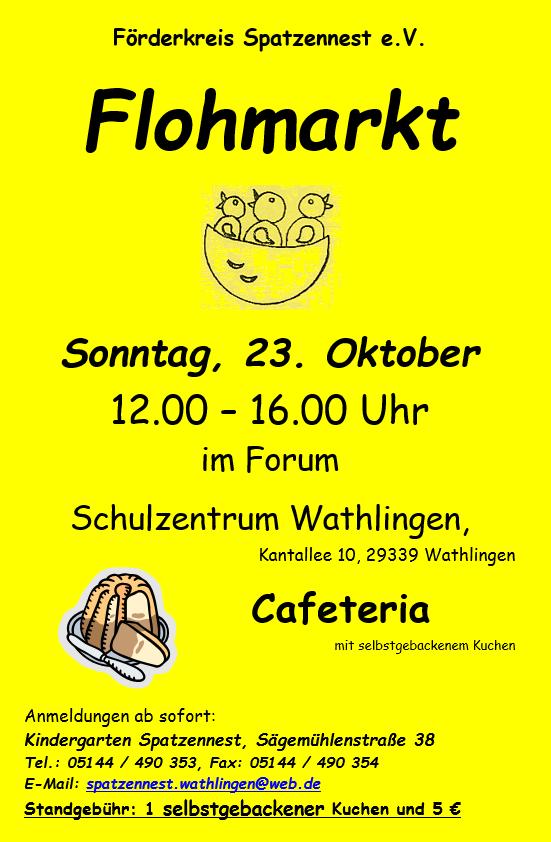 Flohmarkt_Spatzenn