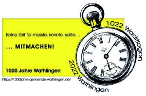 1000 Jahre Wathlingen